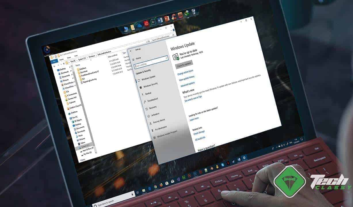 How to Delete or Rename Software Distribution Folder on Windows 10
