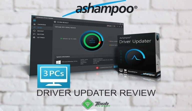 Ashampoo Driver Updater Review – Keep PC Drivers Up to Date