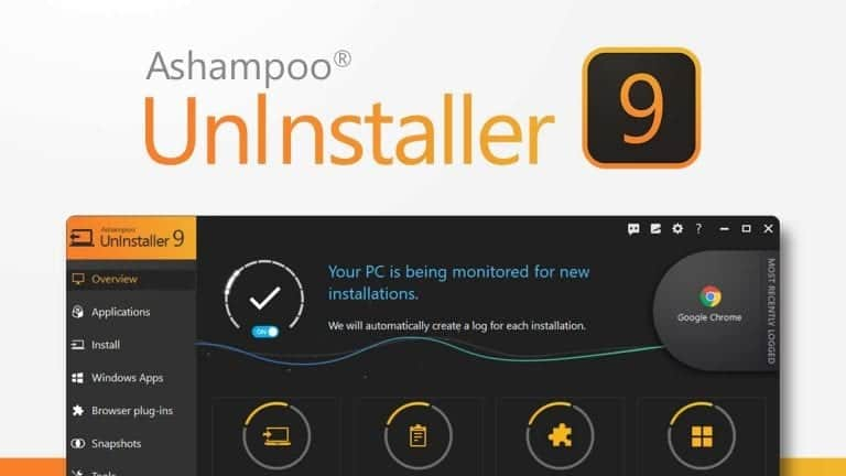 Ashampoo Uninstaller 9 Review, Price and Discount: Unwanted Software Remover