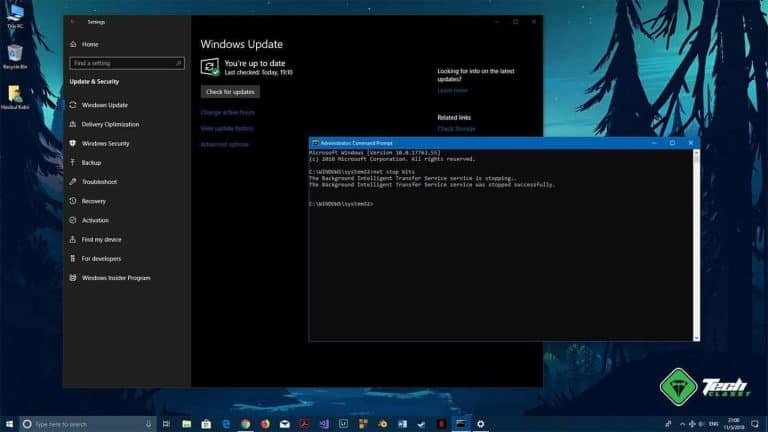 How to Reset Windows Update Components Properly