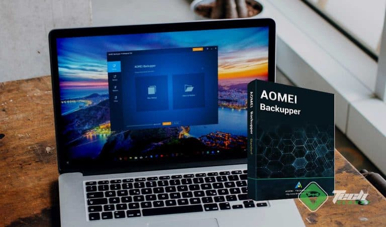 AOMEI Backupper Professional 5 Review – Your Ultimate Windows Backup Solution