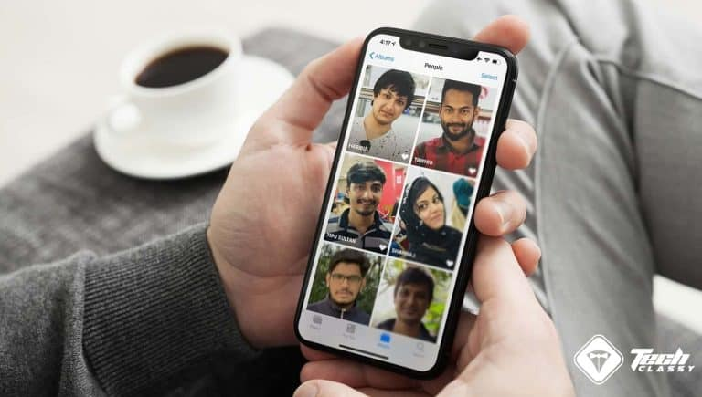 How to Use People Album and Change Key Photos on iPhone/iPad
