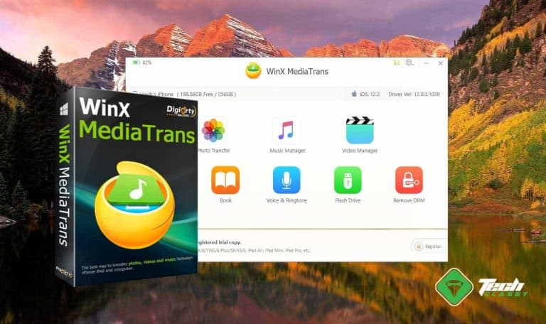 WinX MediaTrans Review – Is it a Decent iPhone Manager?