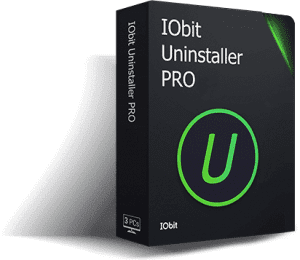 IObit Uninstaller Box shot