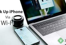 Back Up Your iPhone via WiFi/Local Network Automatically
