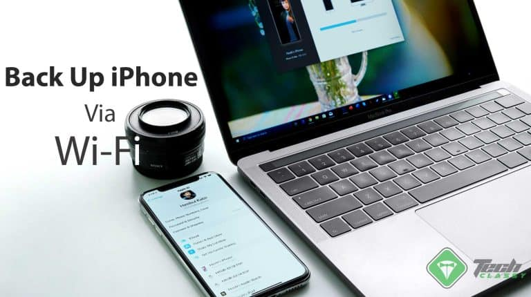 How to Back Up Your iPhone via WiFi/Local Network Automatically to PC/Mac