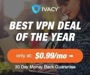 Ivacy VPN Deal