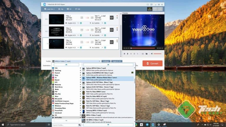 VideoSolo BD-DVD Ripper Review, Rating & Free Trial