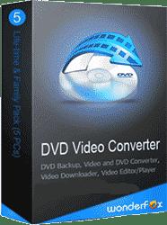 WonderFox DVD Video Converter Box