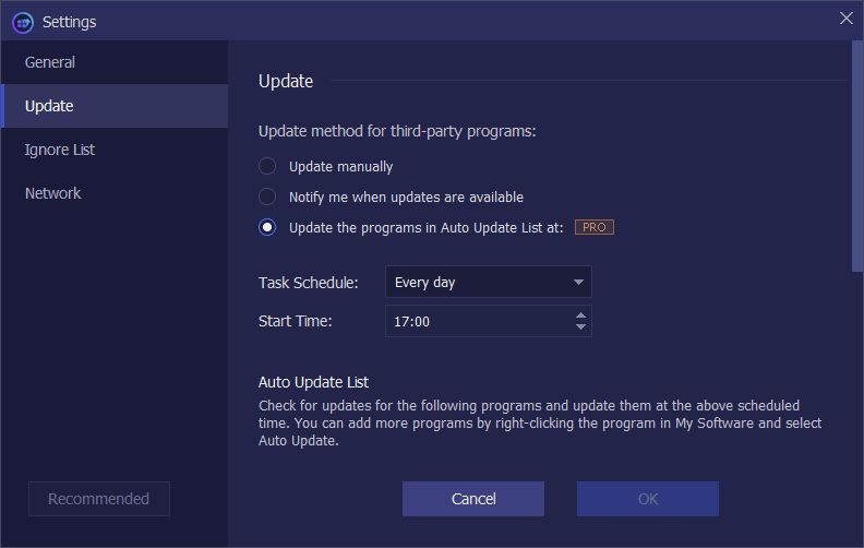 IObit Software Updater Screenshot 3